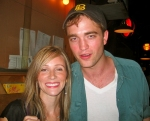 Cast party, Sonya & Rob