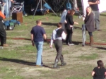 First look @ WFE re-shoots on location SFValley, CA~1/14/11 (via @gkngc04)