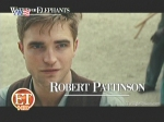 Screen Captures from ET feature 12/14/10 (via TwilightPoison.com)