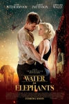 New Water for Elephants film poster from British Glamour Magazine (via @RPLife)